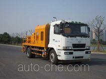 星马牌AH5150THB0L4型车载式混凝土泵车