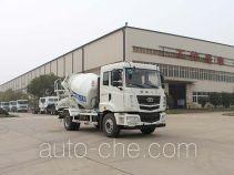 星马牌AH5160GJB2L5型混凝土搅拌运输车