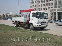 CAMC AH5160JSQ truck mounted loader crane