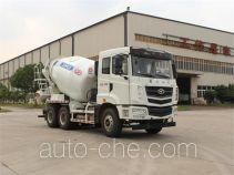 星马牌AH5250GJB1L5型混凝土搅拌运输车