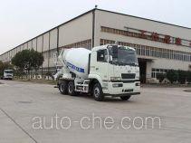 星马牌AH5250GJB2L5型混凝土搅拌运输车