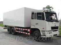 CAMC AH5250XXY box van truck