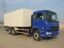 CAMC AH5251XXY box van truck