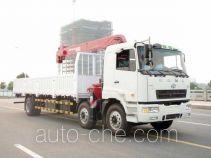 CAMC AH5254JSQ truck mounted loader crane