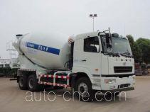 星马牌AH5259GJB3L4B型混凝土搅拌运输车