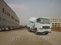 星马牌AH5259GJB4L4B型混凝土搅拌运输车