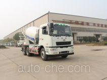 CAMC AH5259GJB4LNG5 concrete mixer truck
