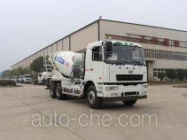 CAMC AH5259GJB5LNG5 concrete mixer truck