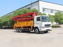 星马牌AH5310THB0L5型混凝土泵车