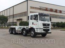 CAMC AH5310ZXX0L5 detachable body garbage truck