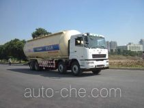 CAMC AH5311GFL0L4 low-density bulk powder transport tank truck