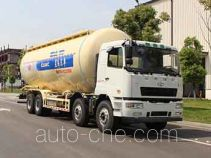 CAMC AH5312GFL0L4 low-density bulk powder transport tank truck