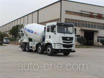 星马牌AH5312GJB2L4A型混凝土搅拌运输车