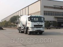 星马牌AH5312GJB4L4型混凝土搅拌运输车