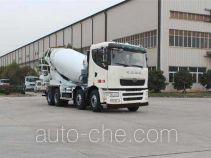 星马牌AH5319GJB1L4A型混凝土搅拌运输车