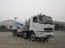 星马牌AH5319GJB2LNG5型混凝土搅拌运输车