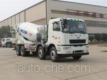 星马牌AH5319GJB3LNG5型混凝土搅拌运输车