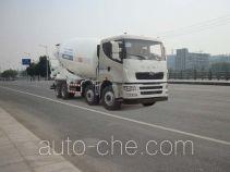 星马牌AH5319GJB4L4A型混凝土搅拌运输车
