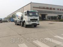 星马牌AH5319GJB4L4B型混凝土搅拌运输车