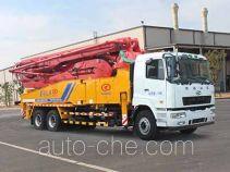 星马牌AH5330THB1L4型混凝土泵车