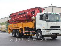 星马牌AH5330THB2L4型混凝土泵车