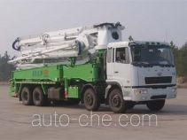 CAMC AH5381THB concrete pump truck