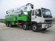 CAMC AH5342THB concrete pump truck