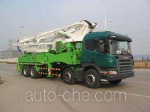 CAMC AH5385THB concrete pump truck