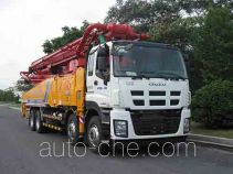 星马牌AH5420THB0M4型混凝土泵车