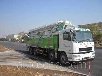 CAMC AH5430THB0L4 concrete pump truck