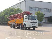 星马牌AH5430THB0L5型混凝土泵车