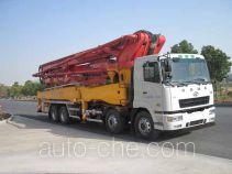 星马牌AH5431THB0L4型混凝土泵车