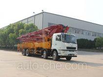 星马牌AH5431THB0L5型混凝土泵车