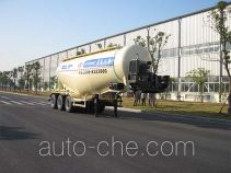 CAMC AH9400GFL2 medium density bulk powder transport trailer