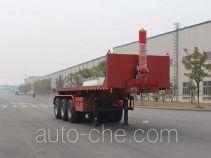 CAMC AH9400ZZXP flatbed dump trailer