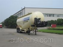 CAMC AH9402GFL7 low-density bulk powder transport trailer