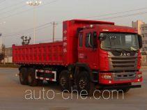 开乐牌AKL3310HFC06型自卸汽车
