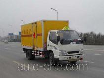 Kaile AKL5040XQY explosives transport truck