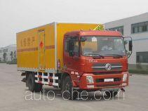 Kaile AKL5161XQY explosives transport truck