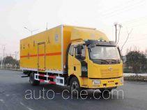 Kaile AKL5163XQY explosives transport truck