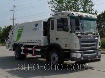 开乐牌AKL5165ZYS型压缩式垃圾车
