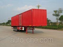 Kaile AKL9382XXY box body van trailer
