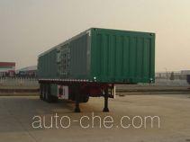 Kaile AKL9394XXY box body van trailer