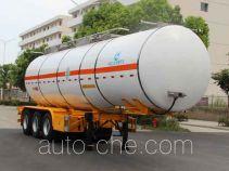 Kaile AKL9400GDG полуприцеп цистерна для токсических и инфекционно опасных грузов