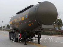 开乐牌AKL9400GFLA3型中密度粉粒物料运输半挂车