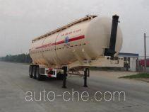 开乐牌AKL9400GFLA5型低密度粉粒物料运输半挂车
