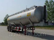 开乐牌AKL9400GFLA9型铝合金中密度粉粒物料运输半挂车