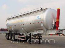 开乐牌AKL9400GFLB型低密度粉粒物料运输半挂车