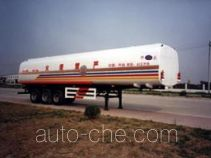 Kaile AKL9400GHY chemical liquid tank trailer