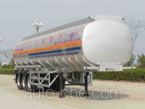 Kaile AKL9400GHYA chemical liquid tank trailer